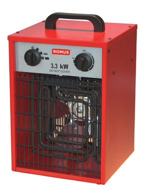 """Red-hot"" 3,3 kW Product"