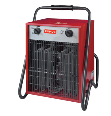 """Red-hot"" 15 kW Drie fasen Product"