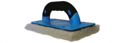 Cleaning Pads:Handle with velcro fixing for coarse