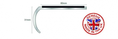 The NSB profile is designed to be used inmost commercial and domestic applcations