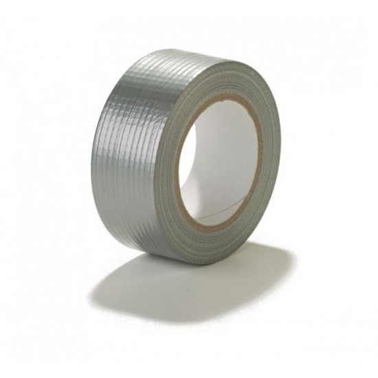 Duct tape budget grijs 48 mm x 50 mtr. Product