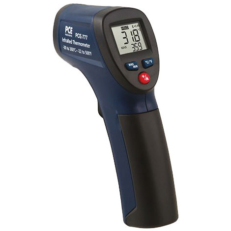 PCE-777N Infrared thermometer - Non-contact laser thermometer
